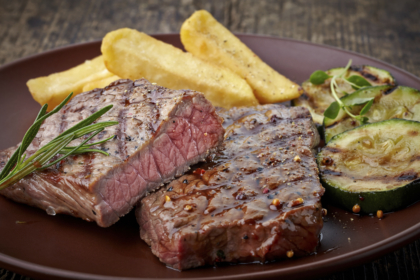 Beef Strip Steak Marinade